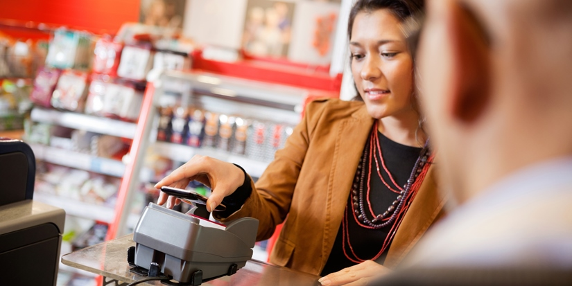 The future of mobile payments is contactless