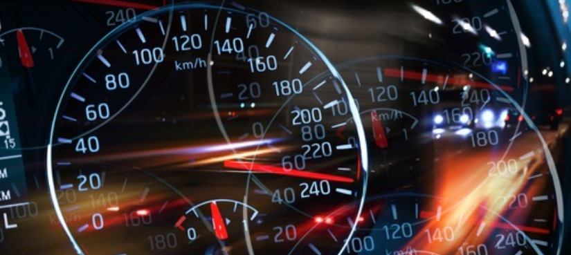 image of mix of speedometers