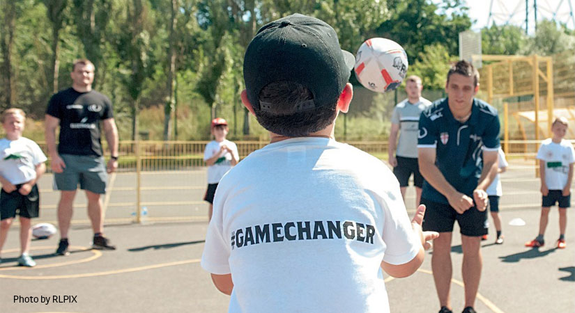 Game Changer: Giving children the opportunity to lead a healthy and physically activelife