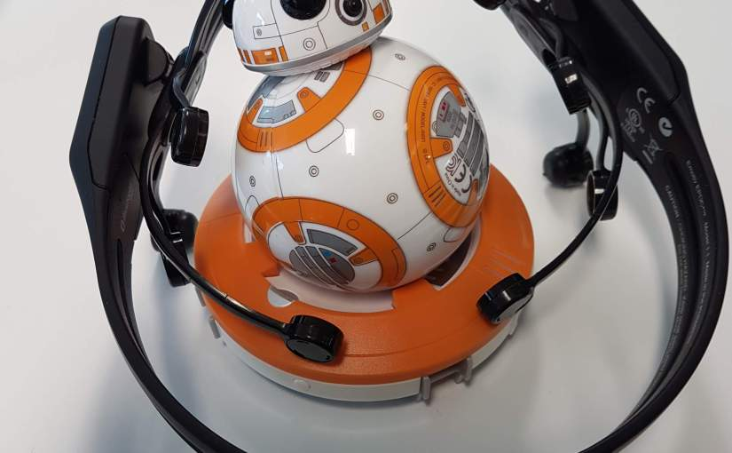 Journey of BB8 (Part 1)