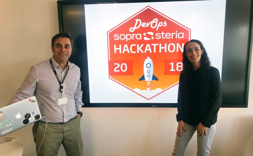 Sopra Steria collaborates with The Scottish Government for a DevOps Hackathon