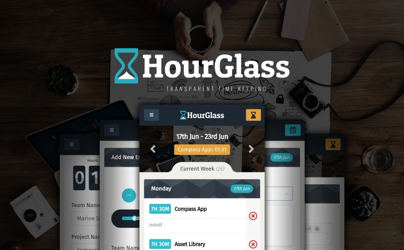 Hourglass: Transparent Timekeeping