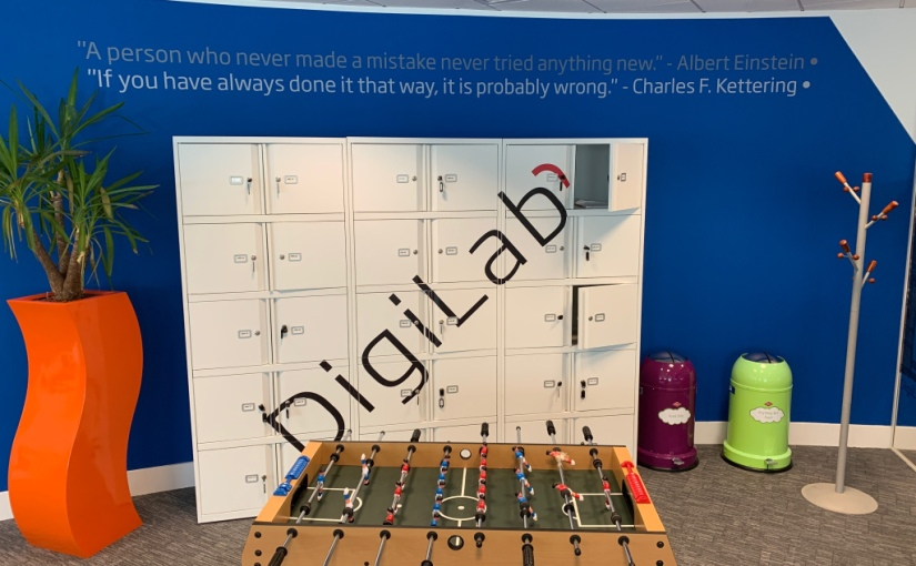 Keeping clients one step ahead – the DigiLab story (Part #2)